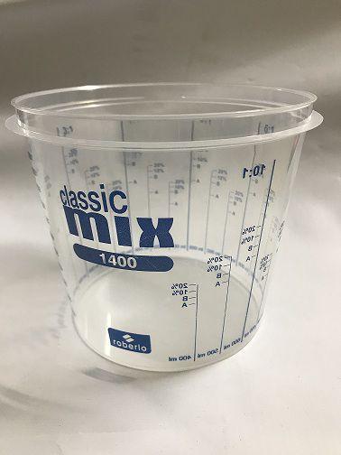 Copo Plástico de Medida - Roberlo