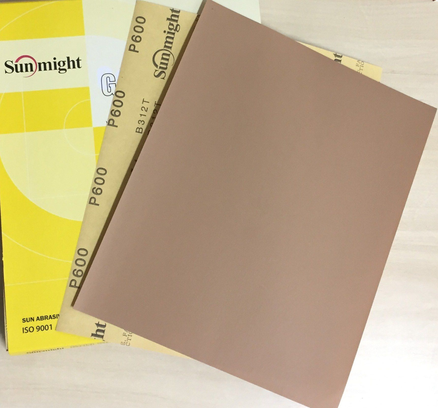 Folha de Lixa Gold - 10 unidades