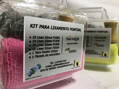 Kit Lixamento Pontual