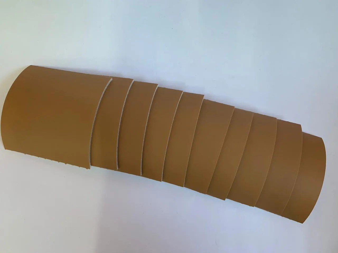 Lixa para artesanato - Esponja Abrasiva Flexível - SoftFlex - 10 unidades