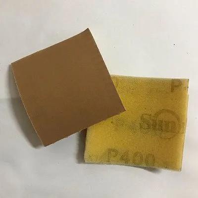 Mini Lixa Grid Esponja Abrasiva Flexível - SoftFlex - 2 unidades