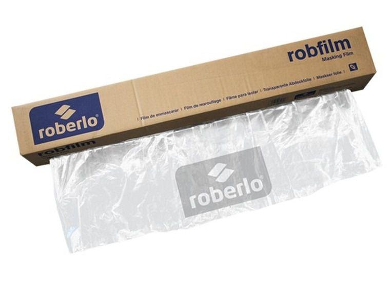 Plástico de Mascaramento Robfilme Roberlo - Rolo com 4x150m