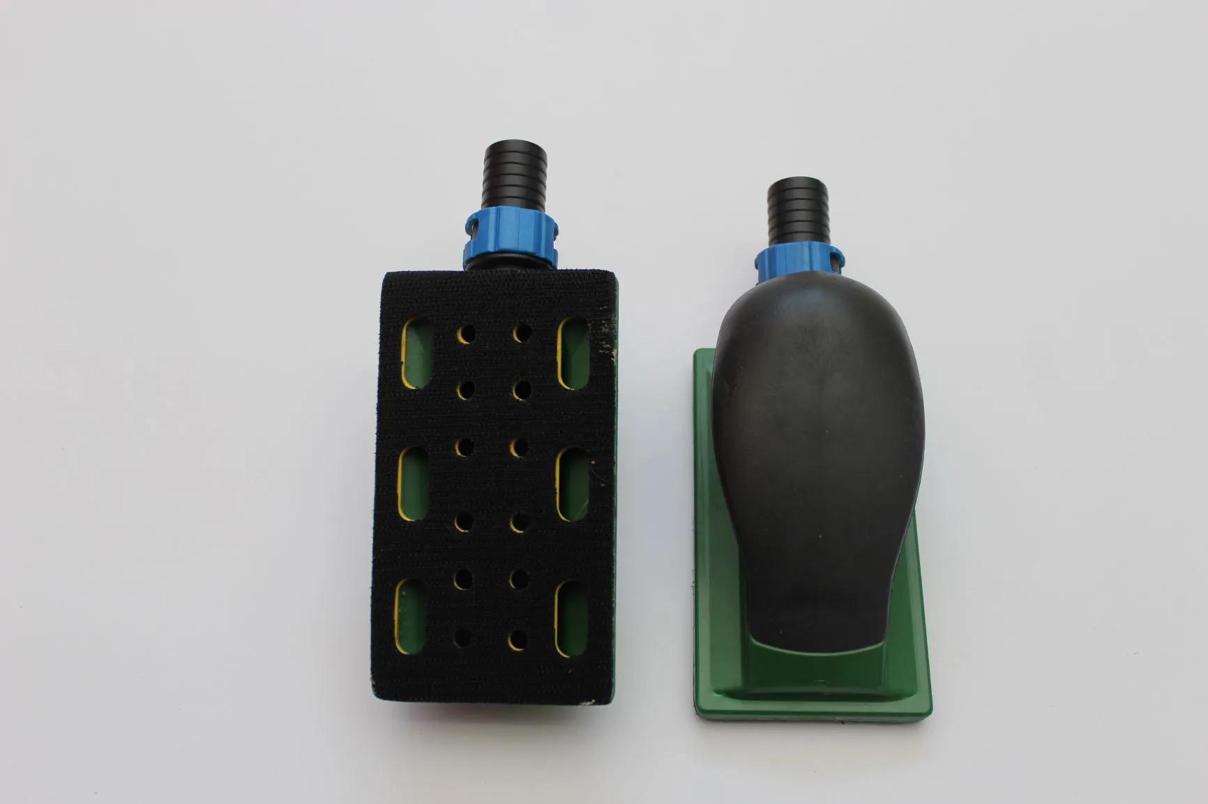 Taco Aspirado Anatômico Pequeno com velcro