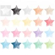 Adesivo Estrelas Aquareladas Rita