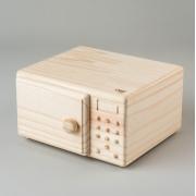 Microondas madeira