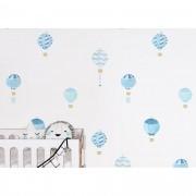 Papel de Parede Adesivo balões Beni