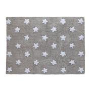 Tapete Estrelas Drica cinza