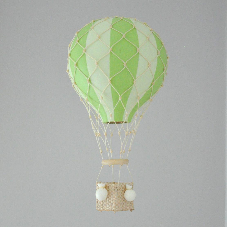 Balão Kiko/Kikinho Verde Listrado