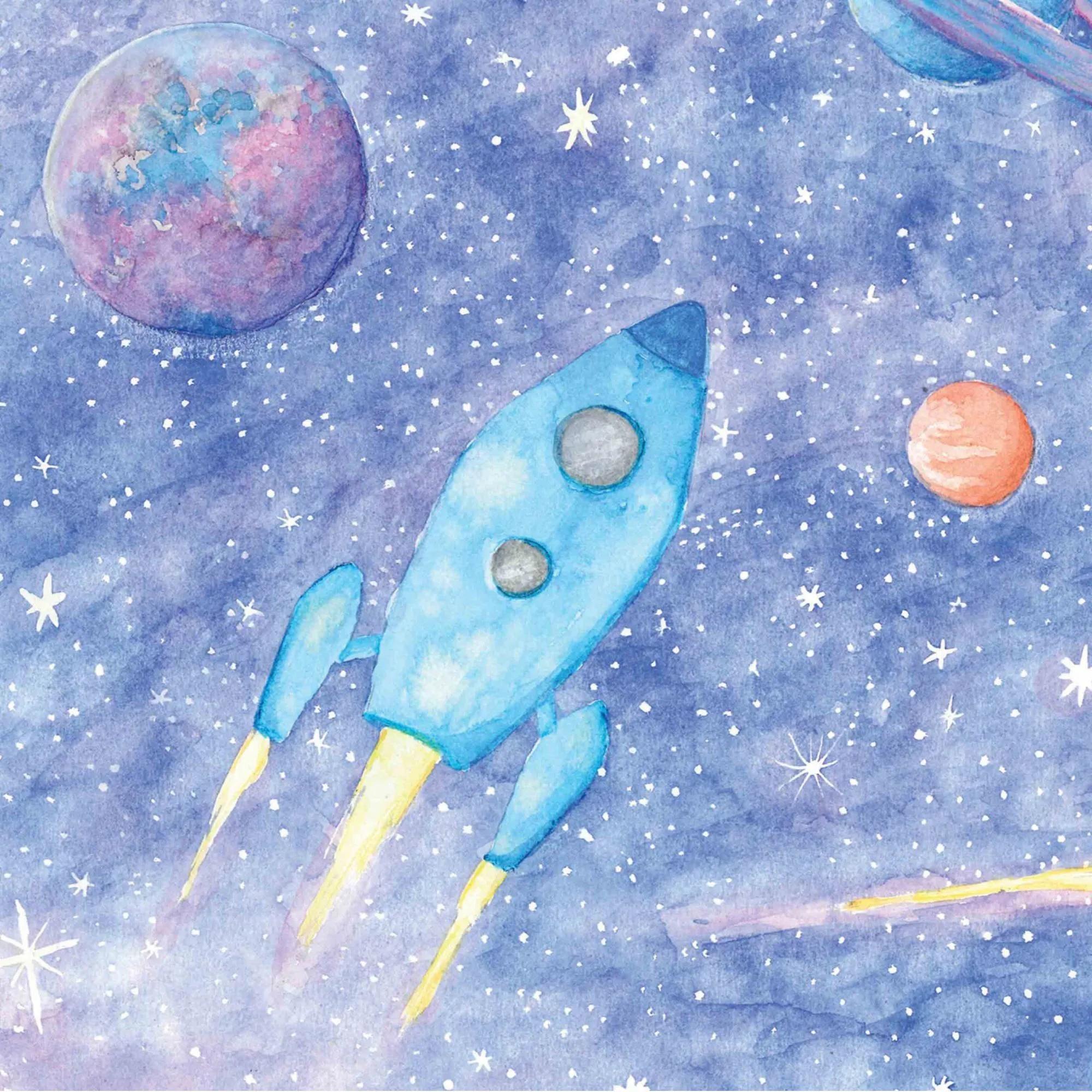 Capa para Edredom - Espaço