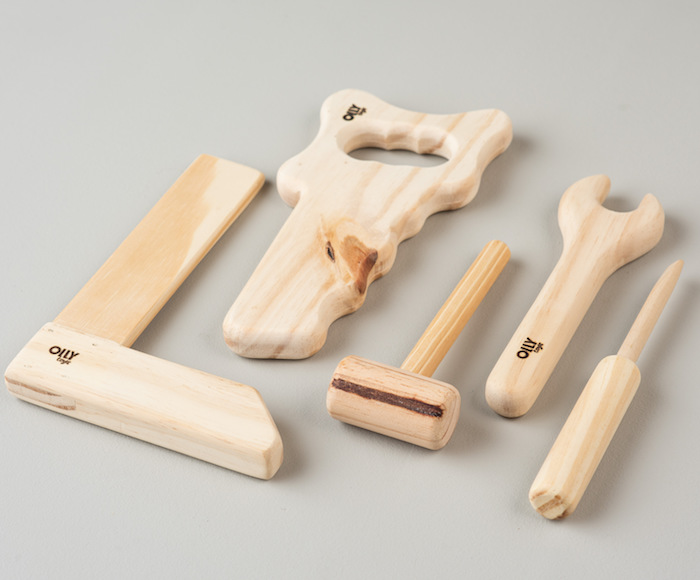 Kit Marceneiro em madeira