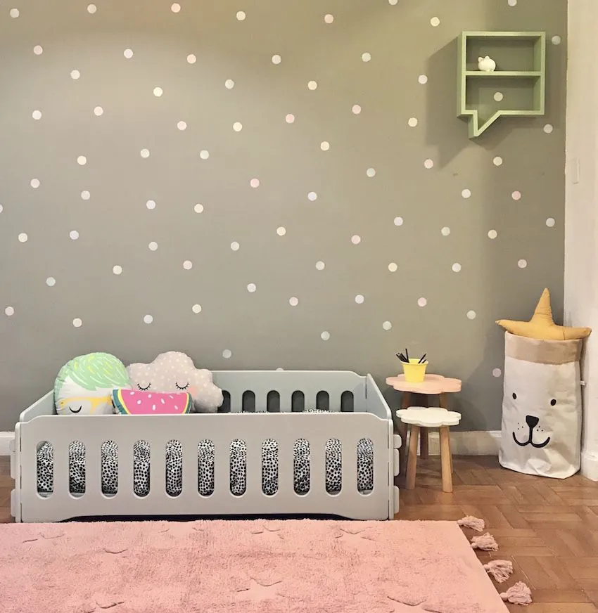 Mini Cama Jasmin