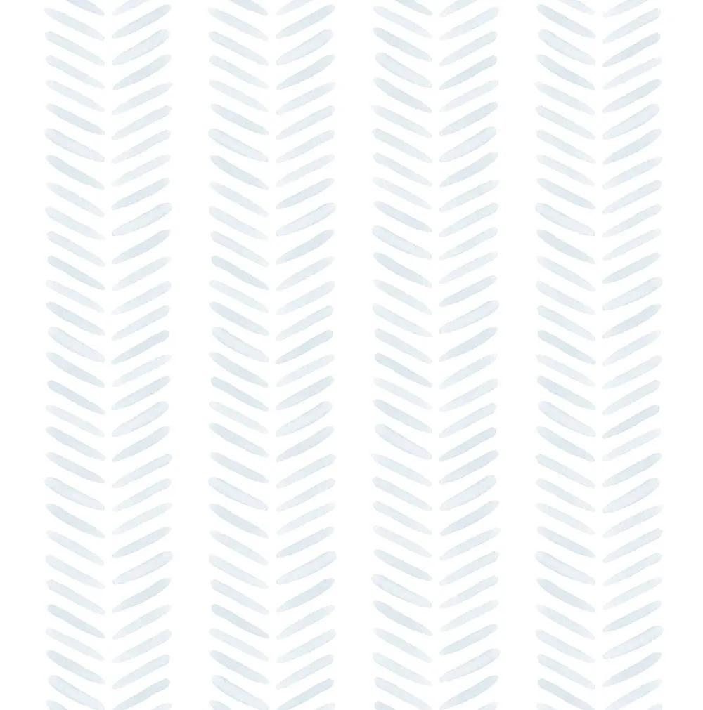 Papel de Parede Adesivo Jojô azul