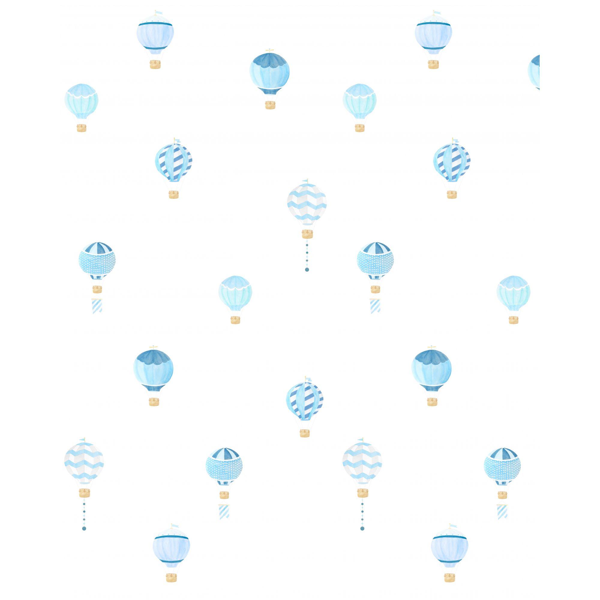 Papel de Parede Balões Beni