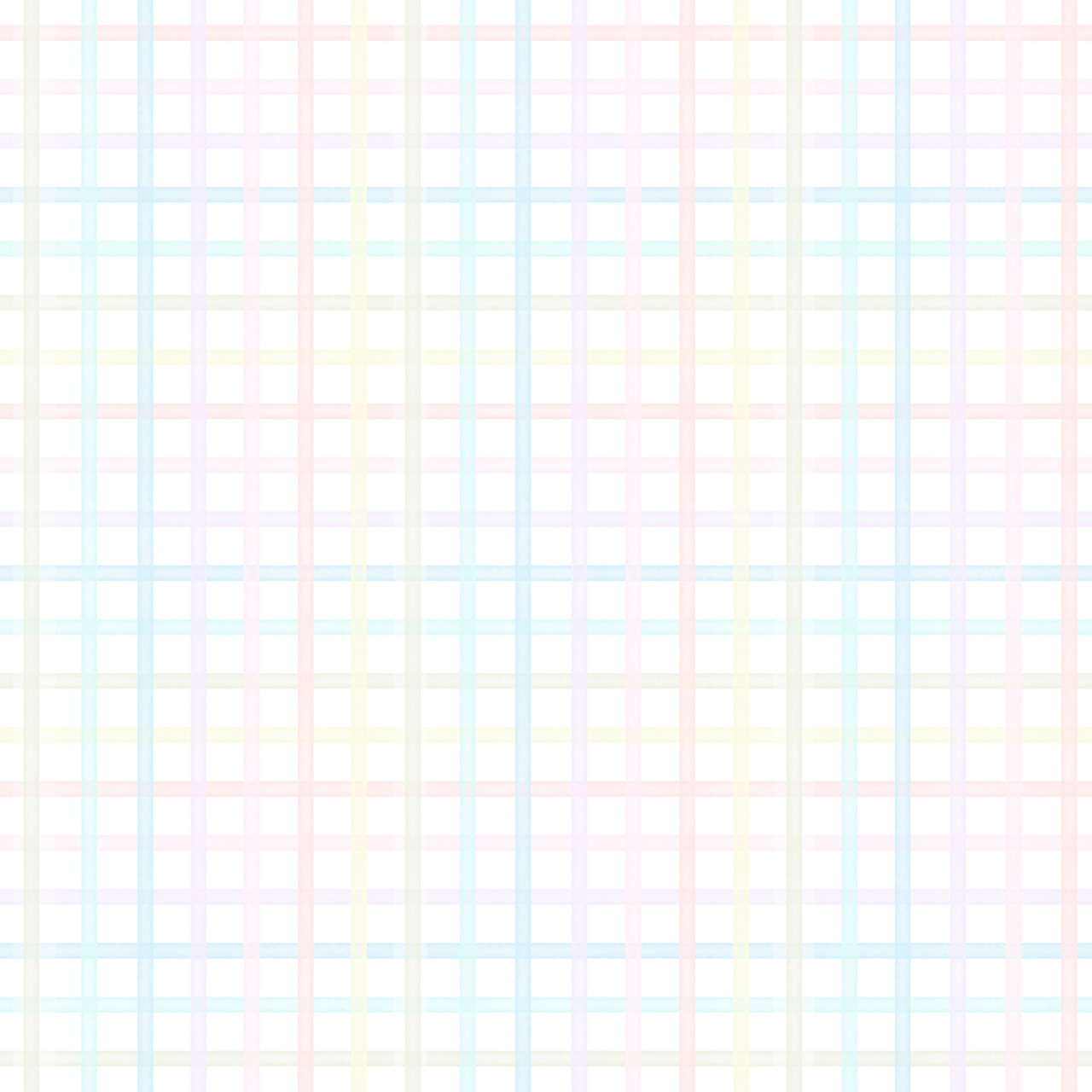 Papel de Parede Quadriculado Didi - Candy Colors
