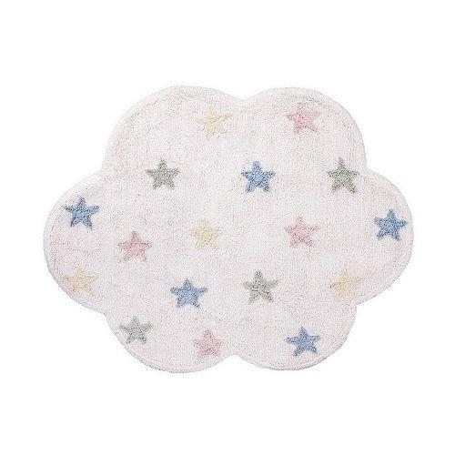 Tapete Nuvem com Estrelas Caco