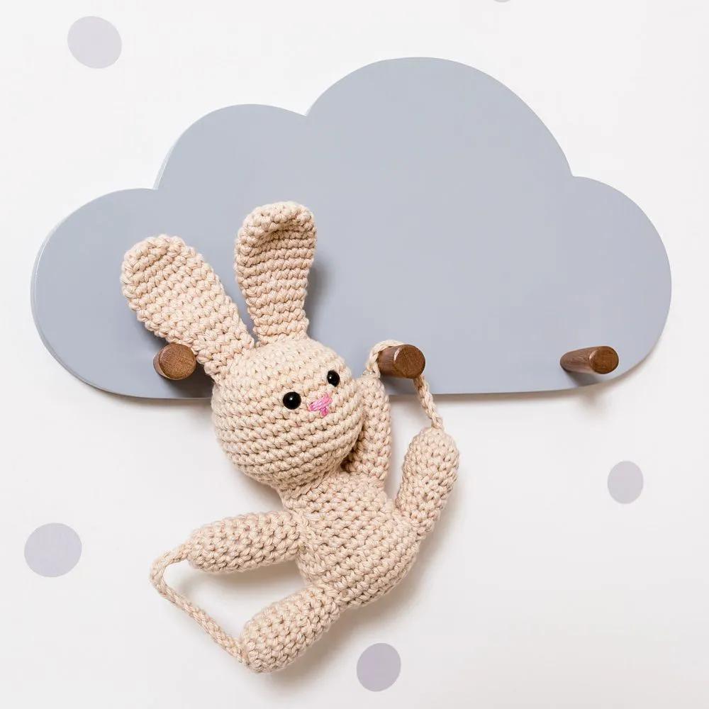 Tranca-Portas Coelho Bunny  - Ideias de Mamãe