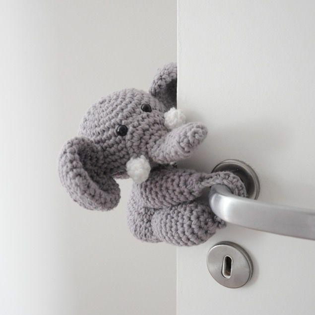 Tranca-Portas Elefante Zé