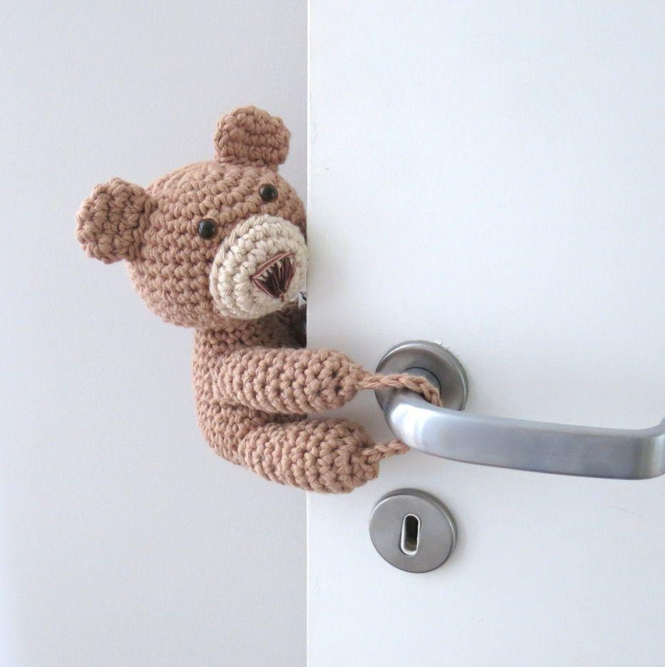Tranca-Portas Urso Tuco