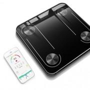 Balança Inteligente Bioimpedância Digital Bluetooth App 180 Kg