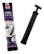 Bomba De Ar Manual Para Saco A Vácuo Sucção Organizador