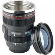 Caneca Térmica Lente Câmera 24-105mm 400ml