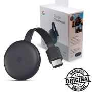 Chromecast 3 Geração Google Full HD 1080p Original