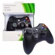 Controle Vídeo Game Xbox 360  Joystick Sem Fio