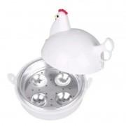 Pote Cozedor De Ovos Para Micro-ondas Boiled Egg