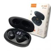 Fone de Ouvido Bluetooth Sem Fio H'Maston LY 112