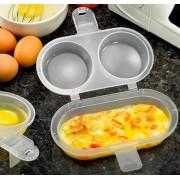 Forma de Microondas para Ovos e Omelete