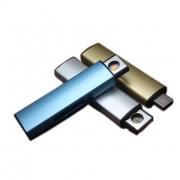 Isqueiro Eletrônico USB Elétrico Sem Chama