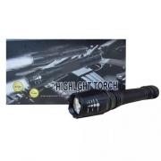 Lanterna Led Zoom Highlight Torch - 2 Baterias