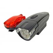 Luz Lanterna de Segurança para Bike Bicicleta