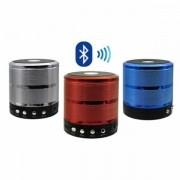 Mini Caixa de Som Bluetooth Mini Speaker FM Sd Pendrive WS-887