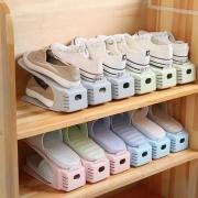 Organizador Divisória Separador De Sapatos Calçados Tênis Kit com 5 Pçs