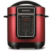 Panela Elétrica de Pressão Mondial Digital Master Cooker PE-41 3lts 220v