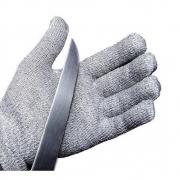 Par De Luvas Anti-corte Profissional Resistente Segurança