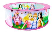 Piscina Divertida Para Bolinhas Brinquedos P/ Criança Princesas