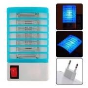Repelente Eletrônico Tomada Mata Mosquito Dengue Luz Noturna