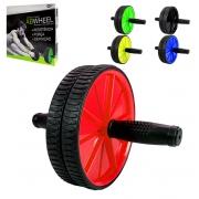Roda Para Exercícios Abdômen Abdominal Ombro Tríceps Lombar E Costas