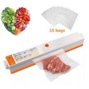 Seladora A Vácuo Freshpac Pro Sacos Plásticos 30 Cm 220v
