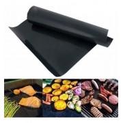 Tapete Antiaderente Para Churrasqueira Grelhado Churrasco Mat Grill
