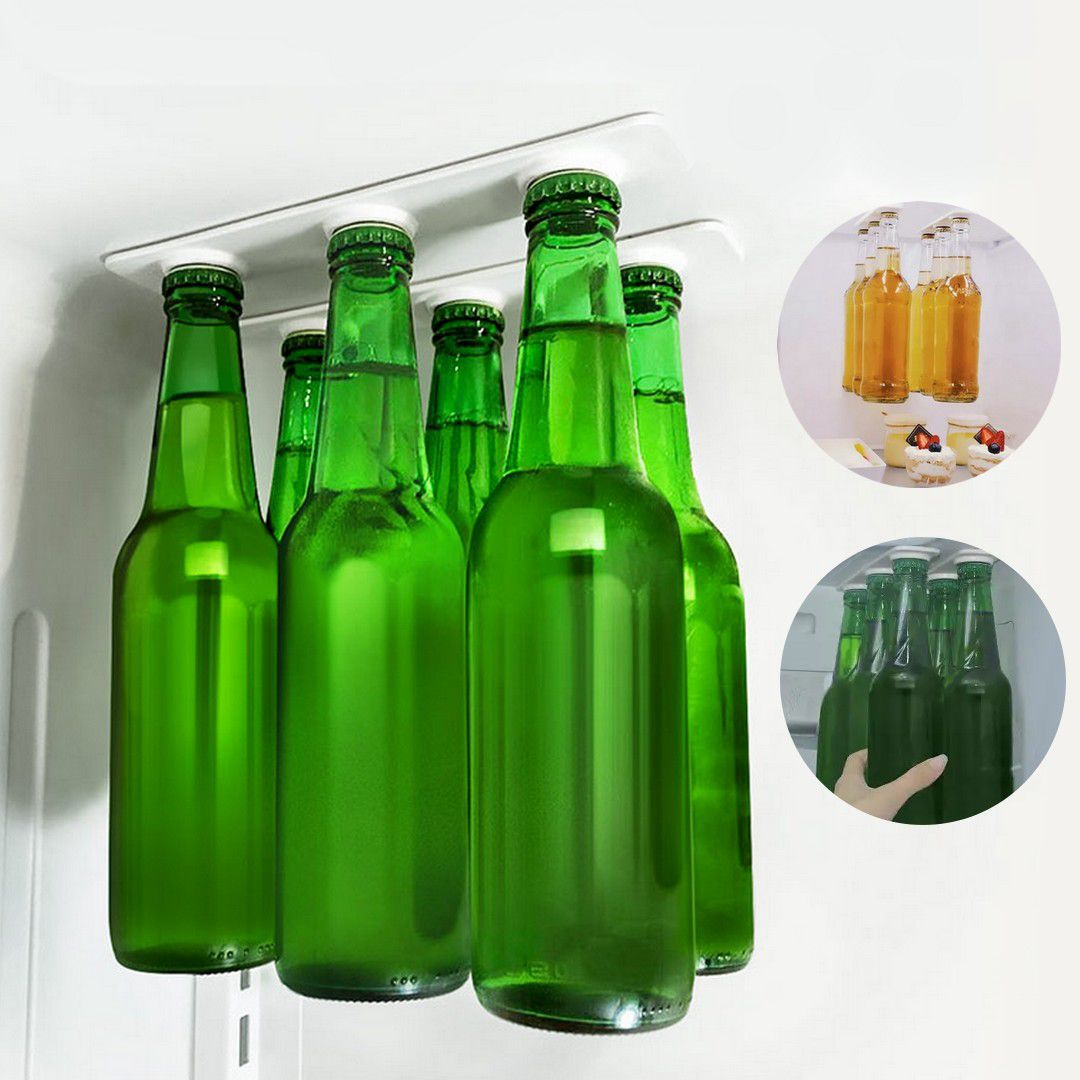 Fita de Imãs Segura Cerveja Long Neck Para Geladeira - PAR