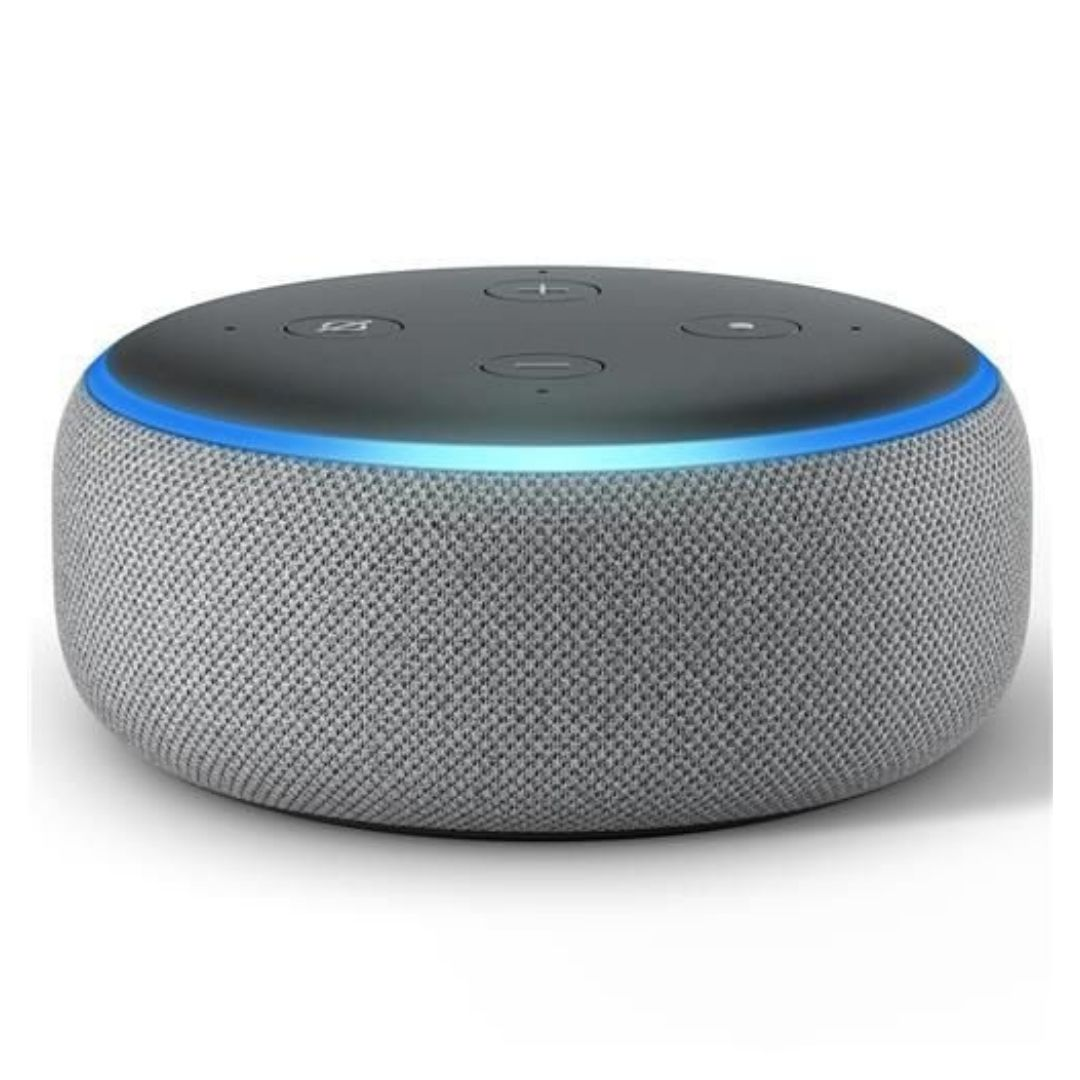 Alexa Echo Dot 3ª Geração Smart Speaker Cinza