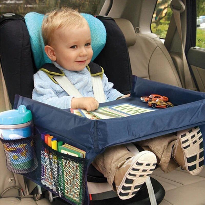 Apoiador Mesa de Atividades para Cadeirinha Infantil