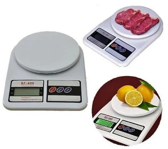 Balança Digital Cozinha Precisão 10 Kg Dieta Fitness Receitas