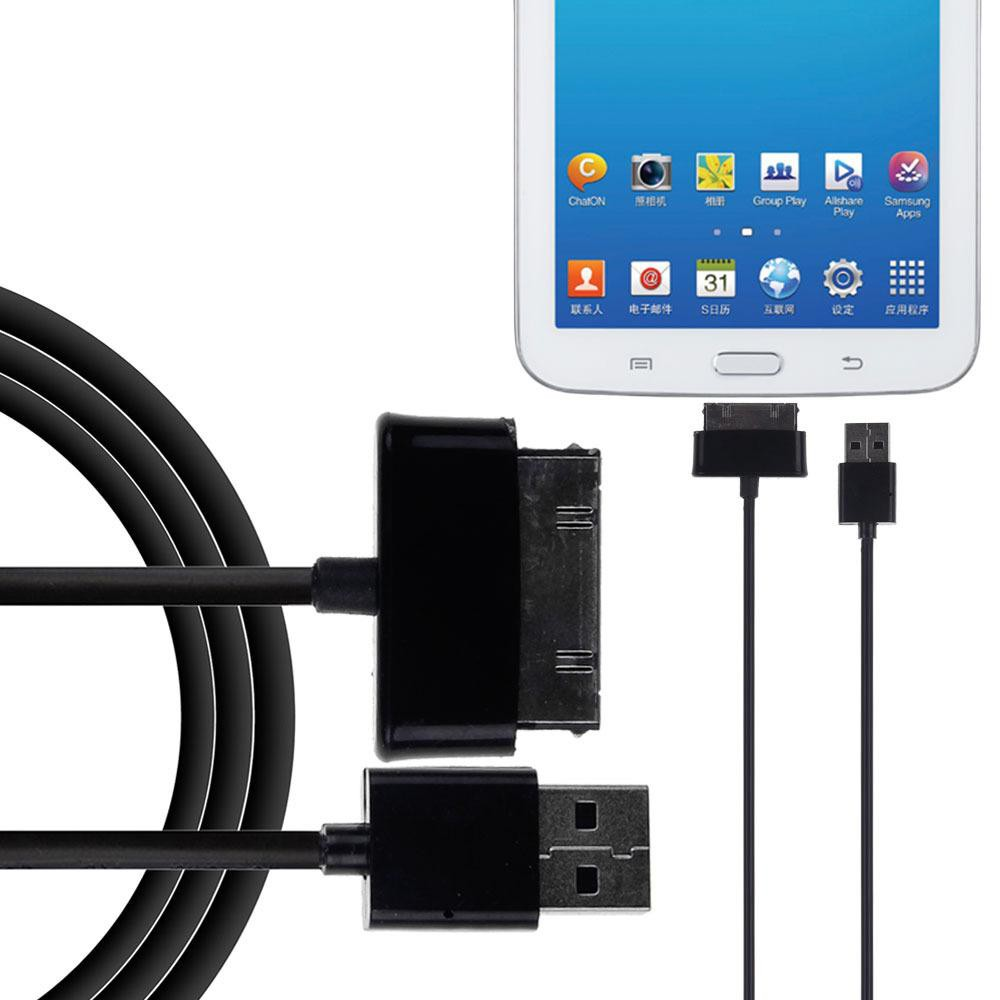 Cabo Carregador Dados Usb Tablet Samsung