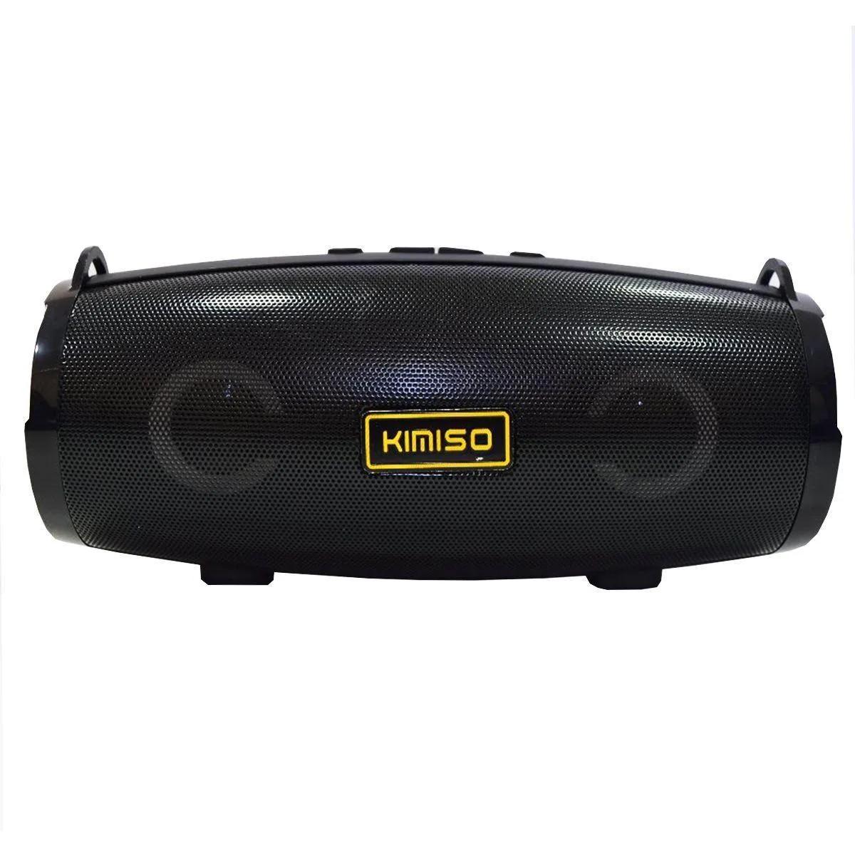 Caixa De Som Bluetooth Speaker Usb Sd Kimiso Kms-222