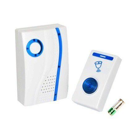 Campainha Sem Fio Residencial Wireless Bivolt 32 Toques
