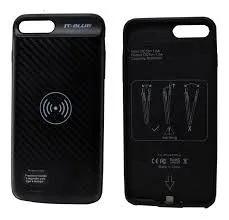 Capa Carregadora para Iphone 6 Plus / 7 Plus / 8 Plus - Phone Battery Case